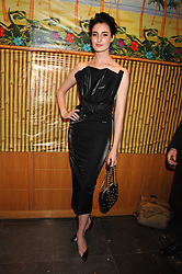 ERIN O'CONNOR at a party hosted by Mulberry to celebrate the publication of The Meaning of Sunglasses by Hadley Freeman held at Mulberry 41-42 New Bond Street, London on 14th February 2008.<br /><br />NON EXCLUSIVE - WORLD RIGHTS