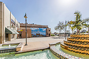 Friendship Square at Pirate Park in Bellflower California