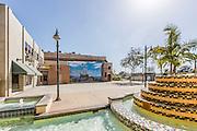 Friendship Square at Pirate Park in Bellflower California