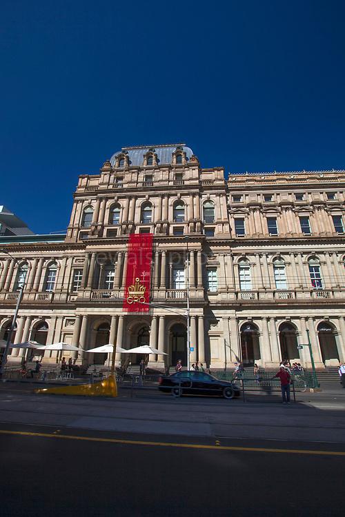 Melbourne GPO, Melbourne General Post Office, Australia