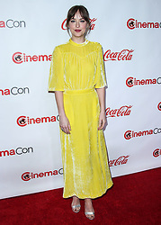 LAS VEGAS, NV, USA - APRIL 26: CinemaCon Big Screen Achievement Awards 2018 held at Omnia Nightclub at Caesars Palace during CinemaCon, the official convention of the National Association of Theatre Owners on April 26, 2018 in Las Vegas, Nevada, United States. 26 Apr 2018 Pictured: Dakota Johnson. Photo credit: Xavier Collin/Image Press Agency / MEGA TheMegaAgency.com +1 888 505 6342