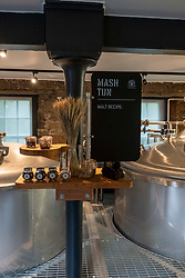 Pictured: <br /><br />A new distillery for Edinburgh, The Holyrood Distillery, was available for viewing a day ahead of their official opening to the public on Tuesday 30 July 2019<br /><br /> Ger Harley   EEm 29 July 2019