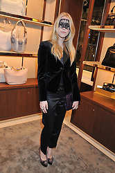 LADY MARY FURZE at the Salvatore Ferragamo Old Bond Street Boutique Store Launch on 5th December 2012.