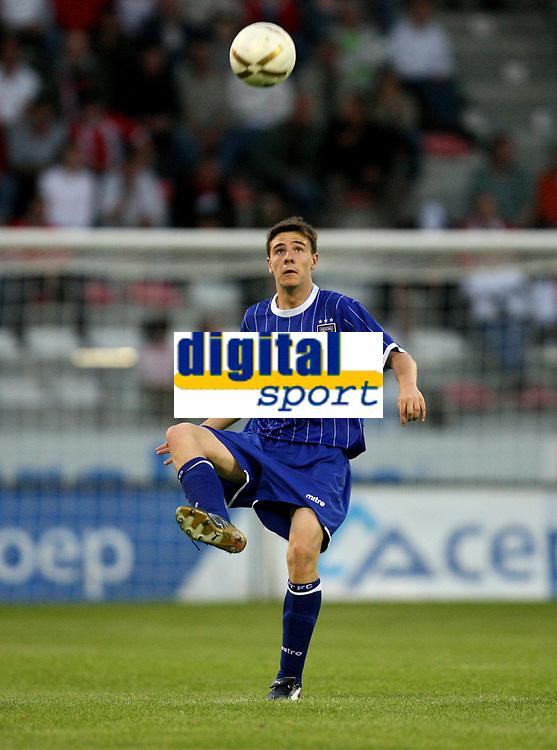 Photo: Maarten Straetemans.<br /> Royal Antwerp v Ipswich Town. Pre Season Friendly. 31/07/2007.<br /> Owen Garvan (Ipswich)