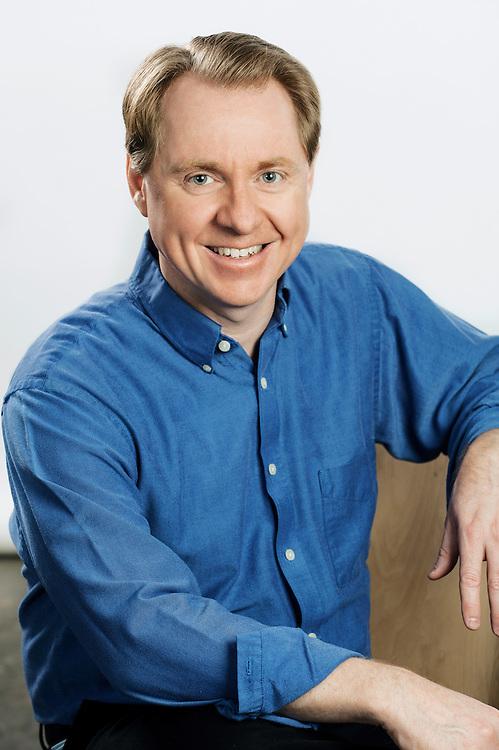 Business Portrait of Steve Winslow