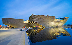 New V&A Museum in Dundee