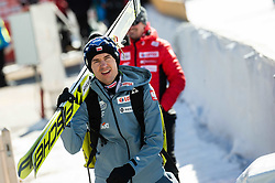 Kamil Stoch (POL) during the Trial Round of the Ski Flying Hill Individual Competition at Day 1 of FIS Ski Jumping World Cup Final 2019, on March 21, 2019 in Planica, Slovenia. Photo by Vid Ponikvar / Sportida