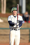 CARY, NC - MARCH 04: Notre Dame's Kyle Fiala. The University of Rhode Island Rams played the University of Notre Dame Fighting Irish on March 4, 2017, at USA Baseball NTC Field 3 in Cary, NC in a Division I College Baseball game, and part of the Irish Classic tournament. Notre Dame won the game 8-4.
