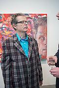 JIM SHAW;  JIM SHAW AT SIMON LEE GALLERY.- 12 BERKELEY ST. London. 11 February 2013.
