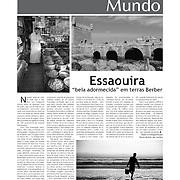 """""""Essaouira: bela adormecida em terras Berber"""" - in Cipreste"""