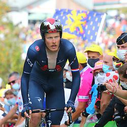 Tour de France 2020<br /> Dylan Van Baarle (Netherlands / Team Ineos)