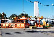 The Orange Grove Exhibit at the Orange County Fair