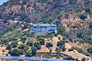 Historic Wrigley Mansion on Catalina Island