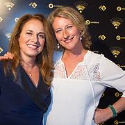 NLD/Amsterdam/20151111 - Uitreiking Radioring 2015, Margreet Spijker en Margreet Reijntjes