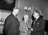 1959 – 23/06 New Taoiseach, Sean Lemass Elected
