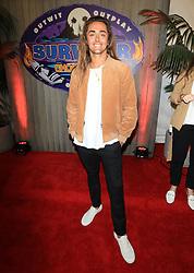 "Sebastian Noel at the season 36 finale celebration of ""Survivor: Ghost Island"" held at CBS Television Studios in Los Angeles, CA."