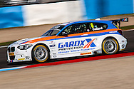 Robert Collard #6 | Team JCT600 with GardX | BMW 125i M Sport, during qualifying of the Dunlop MSA British Touring Car Championship at Donington Park, Castle Donington, United Kingdom on 18 April 2015. Photo by Aaron Lupton.