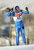 Langrenn, 22. november 2003, Verdenscup Beitostølen,  Peter Larsson, Sverige