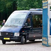 NLD/Apeldoorn/20110913 - Prinses Margriet ontvangt erebestuur Internationaal Paralympisch Comite, aankomst