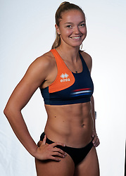 Emi van Driel during the BTN photoshoot on 3 september 2020 in Den Haag.