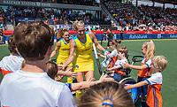 AMSTELVEEN - Jodie Kenny (Austr.)   voor   de Pro League hockeywedstrijd dames, Nederland-Australie (3-1) COPYRIGHT  KOEN SUYK