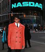 RuPaul at NASDAQ