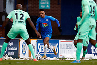 Alex Reid. Stockport County FC 1-1 Boreham Wood FC. Vanarama National League. Edgeley Park. 23.1.21