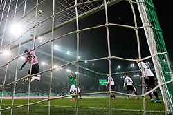 Marko Zalokar of NS Mura during the football match between NK Olimpija Ljubljana and NS Mura in 25. Round of Prva liga Telekom Slovenije 2019/20, on March 8, 2020 in Stadion Stozice, Ljubljana, Slovenia. Photo by Grega Valancic / Sportida