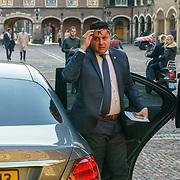 NLD/Den Haag/20180831 - Gasten arriveren bij afscheid vice-president Raad van State Piet Hein Donner,