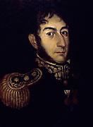 Portrait of General Jose de San Martin (1821)