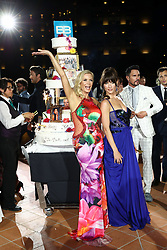 June 19, 2017 - Monte-Carlo, Monaco - Monte-Carlo, Monaco, 18/06/2017 - 57th Monte-Carlo Television Festival..30th Anniversary of 'The Bold and the Beautiful' party during the Monte-Carlo Television Festival, at the Monte-Carlo Bay hotel with Katherine Kelly Lang, Jacqueline Mac Innes Wood # 30EME ANNIVERSAIRE DE 'AMOUR, GLOIRE ET BEAUTE' (Credit Image: © Visual via ZUMA Press)