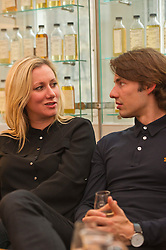 Pictured: Director Jane Gull and Will Rastall<br /> <br /> Some of the cast and those behind the scenes of My Feral Heart gathered in the Scotch Whisky Society in Edinburgh to relax ahead of the UK Premier of their film at the Edinburgh International Film Festival. Directed by Jane Gull, My Feral Heart stars Stephen Brandon in his debut as Luke, Will Rastall, Shana Swash, Eileen Polliock, Suzanna Hamilton and Pixie Le Knot.<br /> <br /> When Luke, an independent and sensitive young man with Down's syndrome is forced to live in a care home after his elderly mother dies, he struggles to settle. Frustrated by having his wings clipped by unfamiliar rules; totally unimpressed by his new housemates and grieving for his Mum - his disappointment soon turns to wonder when Luke discovers a way out and begins to explore the surrounding countryside. When he is caught sneaking out by Pete, a troubled youth who tends the gardens at the Home, they strike up an unlikely rapport: Pete covers for Luke when he sneaks out and in return Luke helps Pete clear the garden. On an illicit excursion to the adjoining field Luke discovers a young injured girl in desperate need of his help.<br /> <br /> <br /> Ger Harley | EEm 17 June  2016