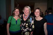 LYNN BARBER AND HER DAUGHTERS, Lynn Barber: An education. Calvert. 22 Calvert Ave, Shoreditch. E2 7JP<br /> scheduled 22 June 2009 from 17:00 to 18:00