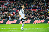 Germany (18) Kimmich  during the Friendly match between England and Germany at Wembley Stadium, London, England on 10 November 2017. Photo by Sebastian Frej.
