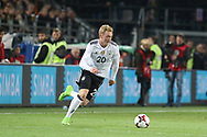Julian Brandt of Germany during the International Friendly match between Germany and England at Signal Iduna Park, Dortmund, Germany on 22 March 2017. Photo by Phil Duncan.