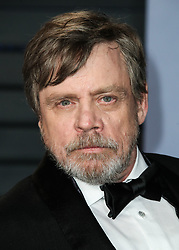BEVERLY HILLS, LOS ANGELES, CA, USA - MARCH 04: 2018 Vanity Fair Oscar Party held at the Wallis Annenberg Center for the Performing Arts on March 4, 2018 in Beverly Hills, Los Angeles, California, United States. 04 Mar 2018 Pictured: Mark Hamill. Photo credit: IPA/MEGA TheMegaAgency.com +1 888 505 6342