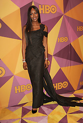 Naomi Campbell at the HBO's 2018 Official Golden Globe Awards After Party held at the Circa 55 Restaurant in Beverly Hills, USA on January 7, 2018. (Photo by Lumeimages/Sipa USA)
