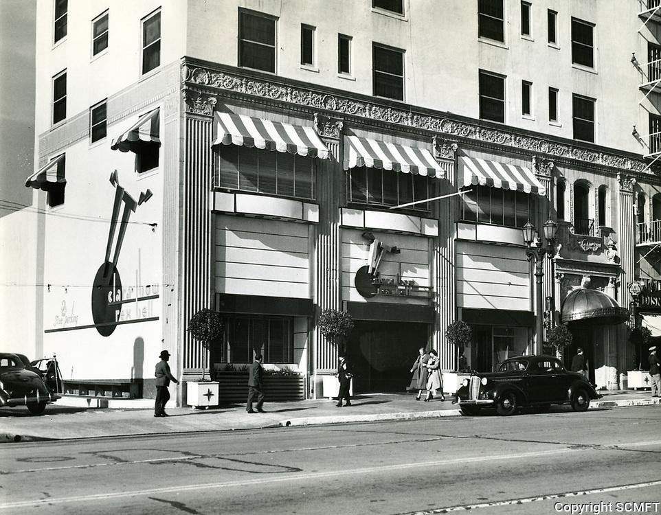 1937 It Cafe on Vine St.