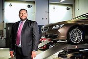 Gaston Streiger.Chief Financial Officer at BMW Group Mexico