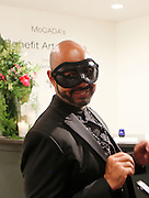May 19, 2016-Brooklyn, NY: United States: Cultural Arts Writer Emil Wilbekin attends the 2nd Annual (Museum of Contemporary African Diasporic Art (MoCADA) Masquerade Ball held at the Brooklyn Academy of Music on May 19, 2016 in Brooklyn, New York. (Terrence Jennings/terrencejennngs.com)