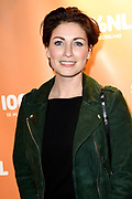 Uitreiking van 100% NL Awards 2015, de prijzen voor De Muziek van Nederland.<br /> <br /> Op de foto:   Vivienne van den Assem