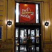 NLD/Amsterdam/20160128 - opening DWDD Pop Up Museum 2016,
