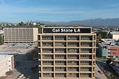 Track and Field-Cal State LA Jesse Owens Stadium-Nov 21, 2020