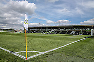 The New Lawn, home of Forest Green Rovers during the Vanarama National League match between Forest Green Rovers and Gateshead at the New Lawn, Forest Green, United Kingdom on 13 August 2016. Photo by Shane Healey.