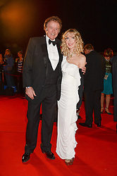 RICHARD & BASIA BRIGGS at the Collars & Coats Gala Ball in aid of Battersea Dogs & Cats Home held at Battersea Evolution, Battersea Park, London on 7th November 2013.