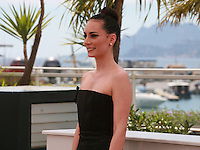 Actress Melisa Sözen at the photocall for the film Winter Sleep (Palme d'Or winner) at the 67th Cannes Film Festival, Friday 16th May 2014, Cannes, France