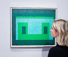Bonham's Post-war Contemporary Art Sale 4th March 2019
