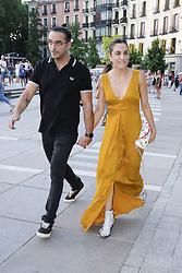 July 23, 2019 - Madrid, Spain - Toni Acosta  attends Concert Jamie Cullum photocall during Universal Music Festival 2019 in Teatro Real Madrid on, 22 July 2019. spain  (Credit Image: © Oscar Gonzalez/NurPhoto via ZUMA Press)