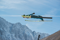 Peter Prevc (SLO) during the Trial Round of the Ski Flying Hill Individual Competition at Day 1 of FIS Ski Jumping World Cup Final 2019, on March 21, 2019 in Planica, Slovenia. Photo by Peter Podobnik / Sportida