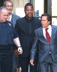 Cuba Gooding Jr. at Manhattan Criminal Court in New York for his groping case. 26 Jun 2019 Pictured: Cuba Gooding Jr. , Mark Heller. Photo credit: MEGA TheMegaAgency.com +1 888 505 6342